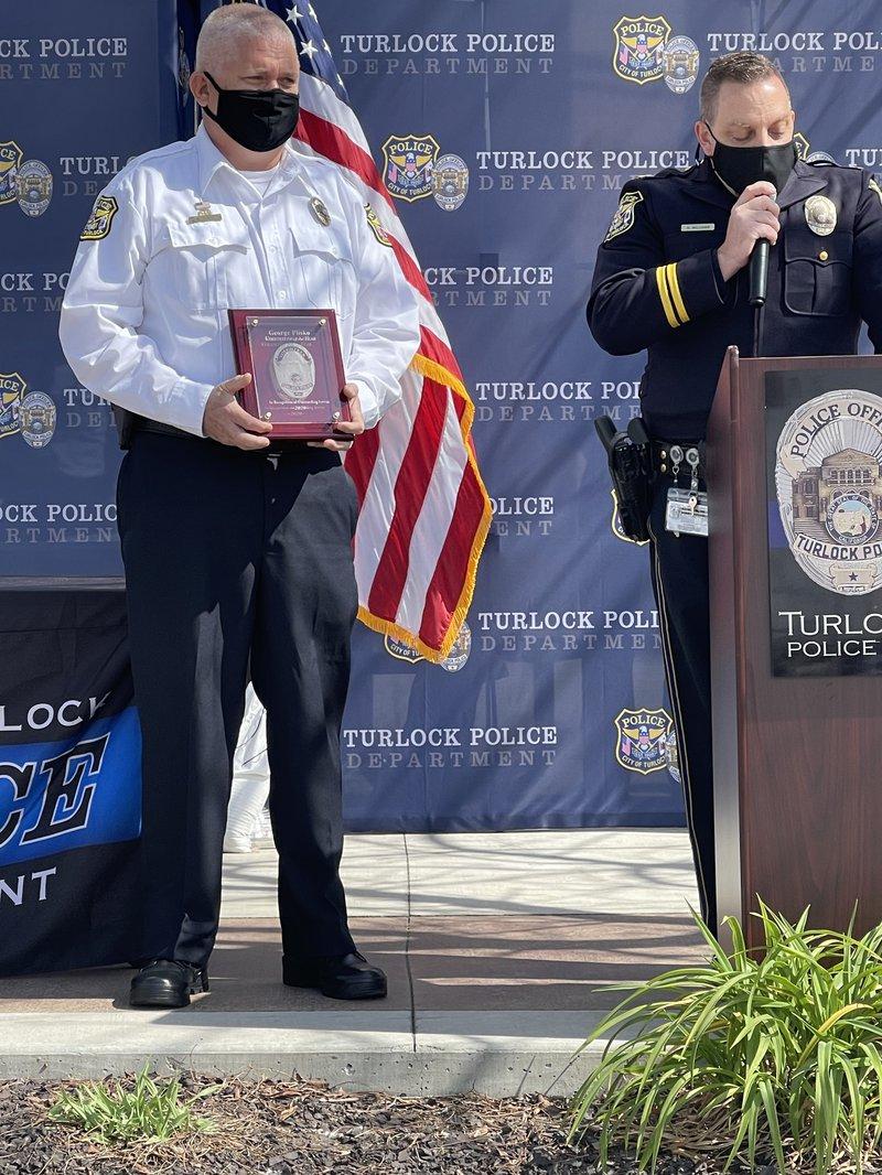police awards 6