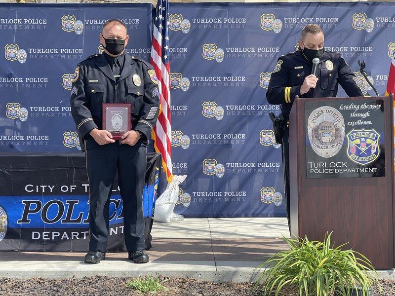 police awards 8