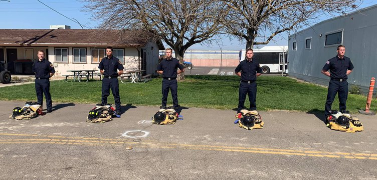 new firefighters 1
