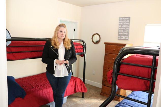 HOPE bedroom