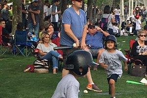 youth baseball Turlock Regional Sports Complex