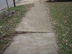 uplift sidewalk