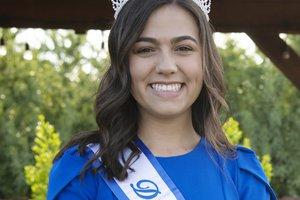 Dairy Princess Alyce Silva