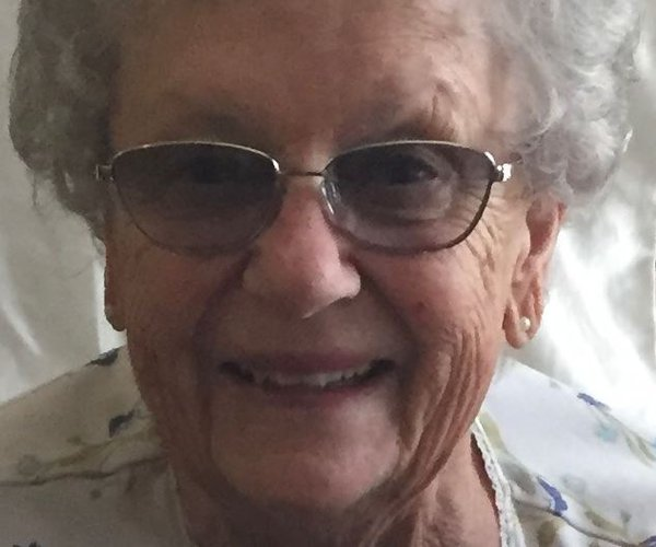 Marjorie Reeves obit pic