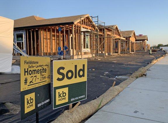 KB Homes hughson