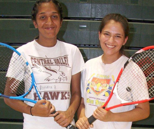 Bandna Bhatti and Virginia Moore file