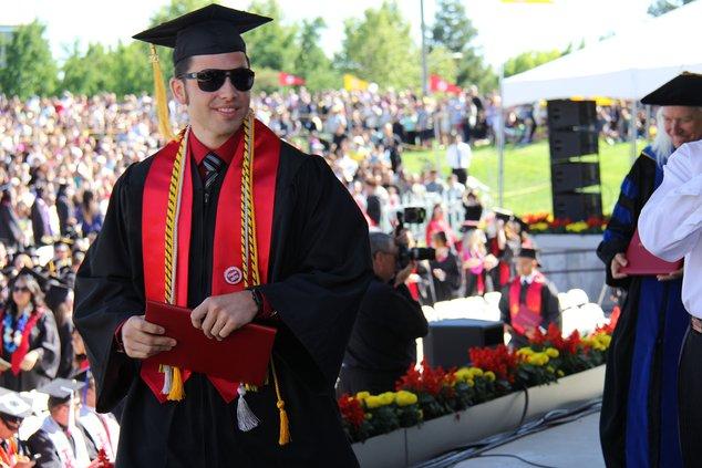 CSUS graduation