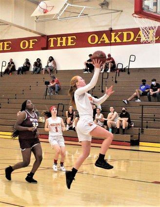 girl hoop