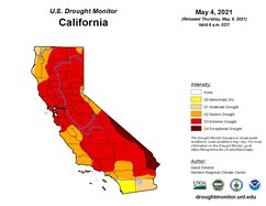 drought map may 4