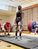 Ryan Clay weightlifter