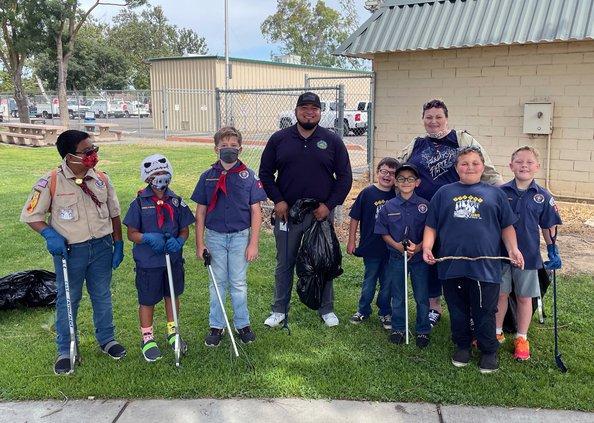 Smyrna Park cleanup