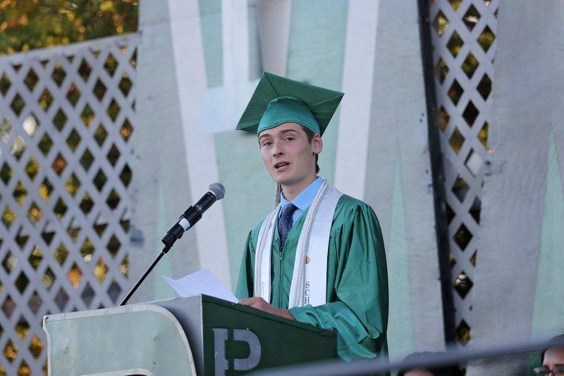 Pitman graduation