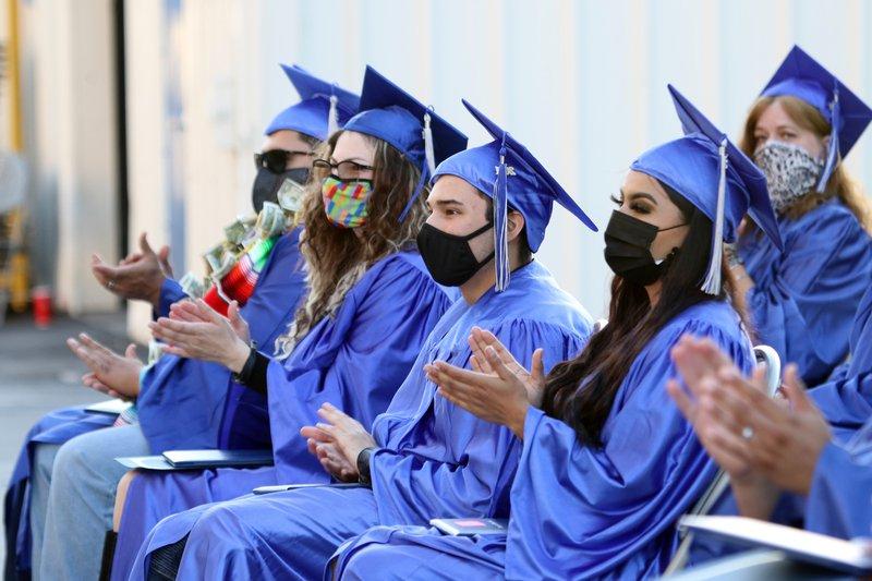 Turlock adult school graduation