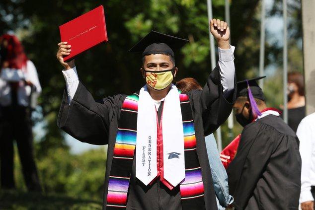CSUS graduation 1