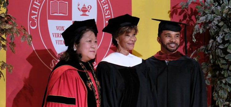 Fitzpatrick honorary doctorates