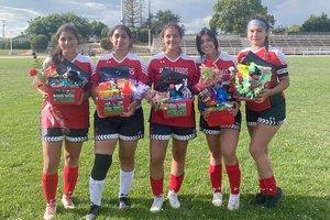 Ceres High's girls soccer team 2021