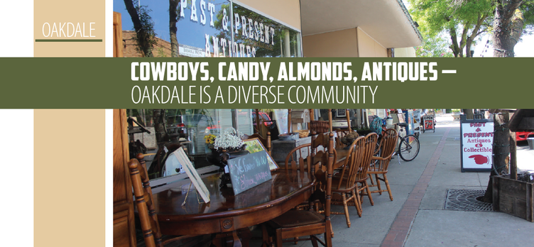 Oakdale is a diverse community