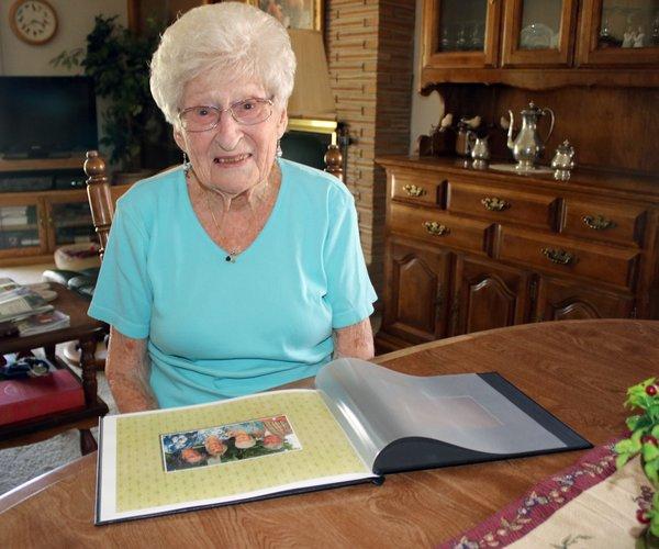 Betty Lee Taylor Baker