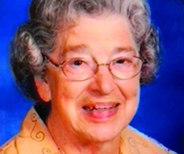Betty Christy obit pic