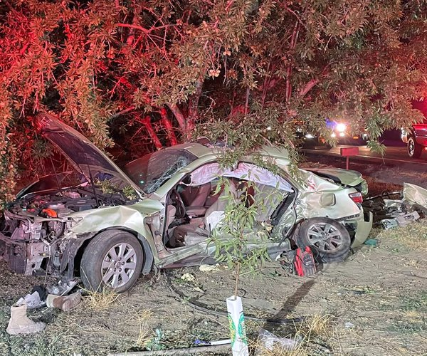 Keyes Road fatal crash