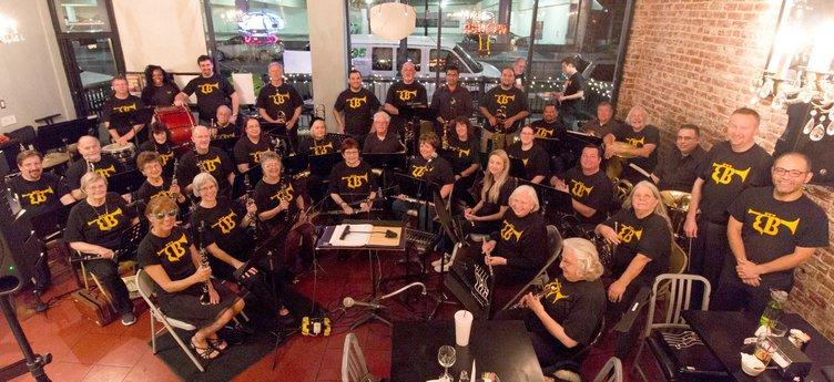 Gottschalk Music Center Concert Band