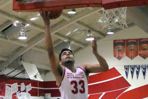 Samar Singh jumps