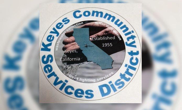 Keyes Community Services District logo
