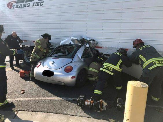 Hatch deadly crash