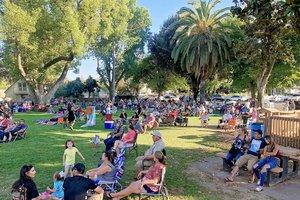 park concert1