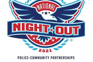 National Night Out logo 2021