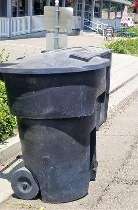 ripon garbage can