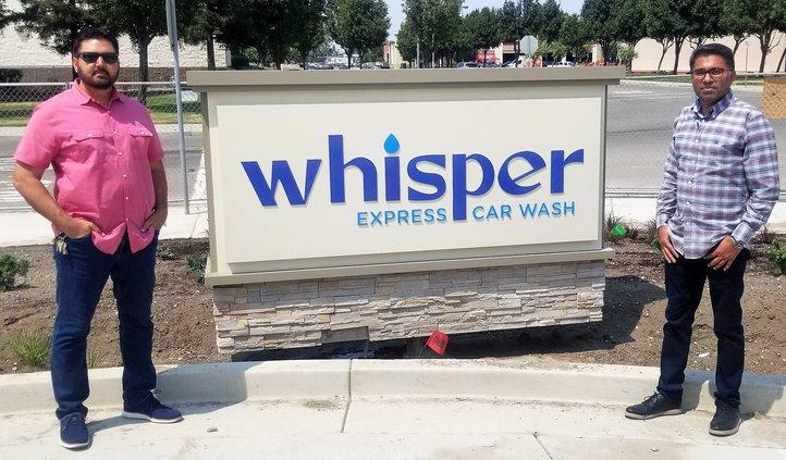 whisper car wash