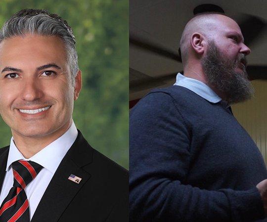 District 10 Republican candidates