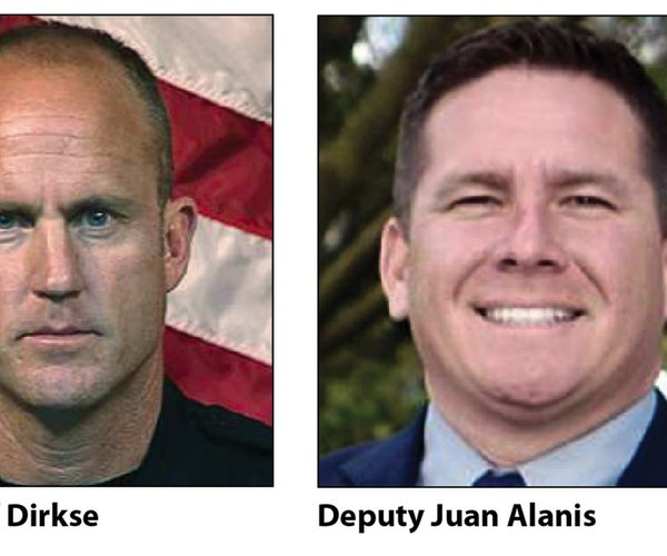Sheriff's candidates