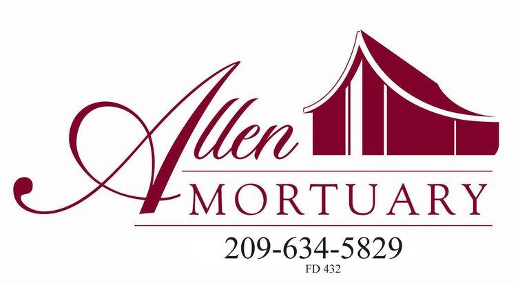 Allen Mortuary logo large