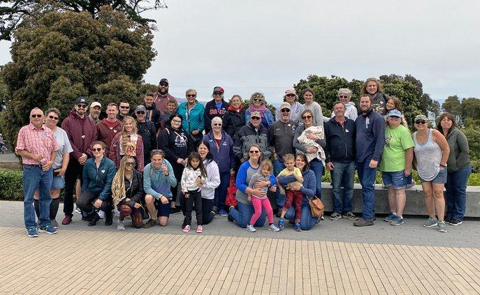 Golden Gate Bridge crew