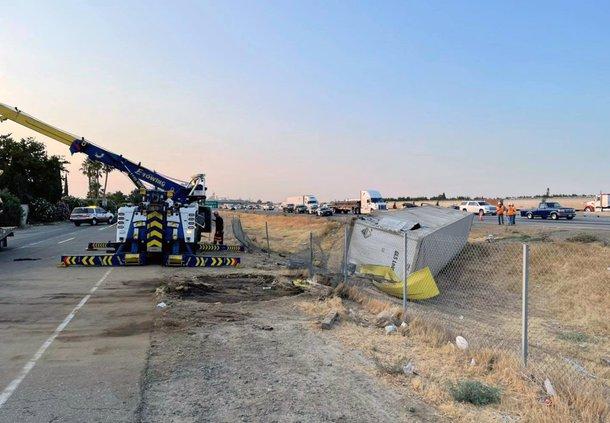 Keyes fatal crash