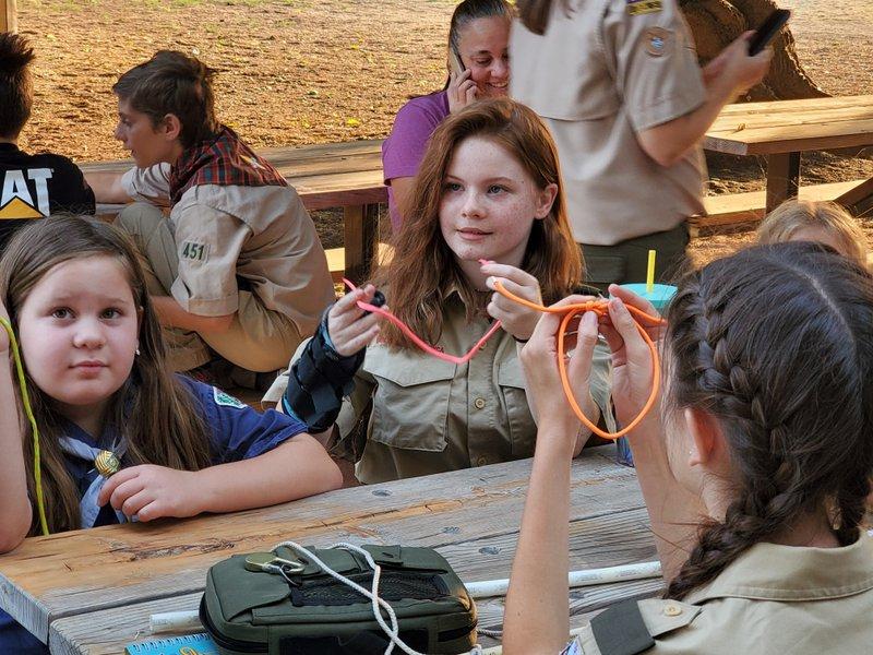 Girl Troop 2