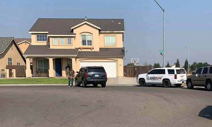 Keyes homicide arrest