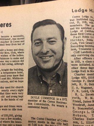 1972 Cummings