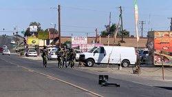 Hatch Road SWAT team