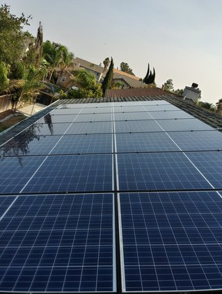 Super Cleaning Solar Panels Cleaning Service