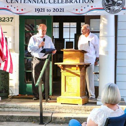 Mayor O'Brien Proclamation