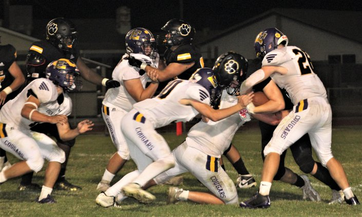 VAR tackle
