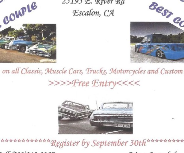 CVCR Flyer
