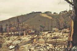 oakland hills fire