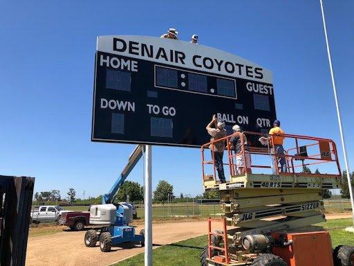 denair scoreboard