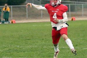 Landyn Hudson throw