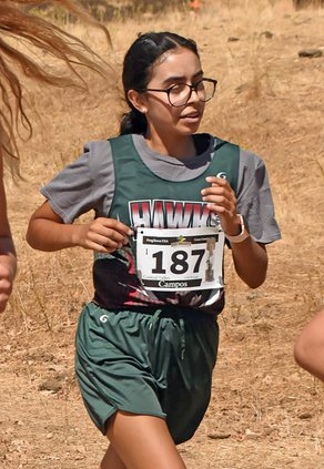 Mariana Campos Ceres runner