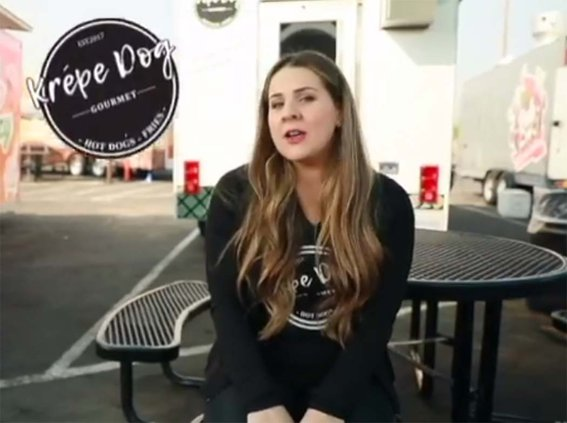 Krepe Dog top chef video
